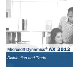 Торговля и дистрибуция в Microsoft Dynamics AX 2012